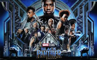 Geetha's What To Watch: Black Panther!