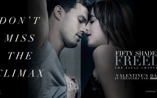 Geetha's What To Watch: Fifty Shades Freed and more!