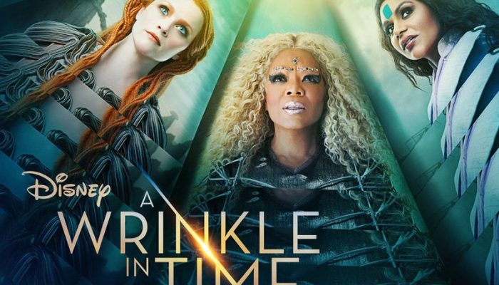 Geetha's What To Watch: A Wrinkle In Time, and more!