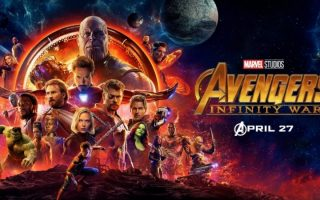 Geetha's What To Watch: Avengers: Infinity War !!!!