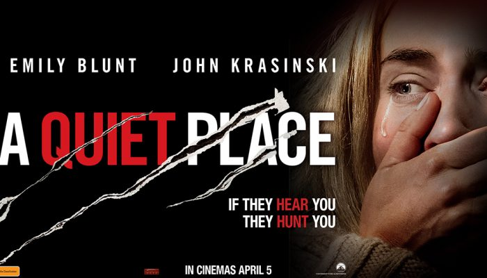 Geetha's What To Watch: A Quiet Place, Blockers, and more!