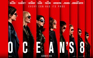 Geetha's What To Watch: Ocean's 8 and more!