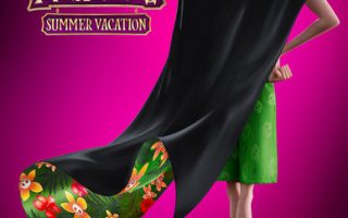 Hotel Transylvania 3 Summer Vacation review