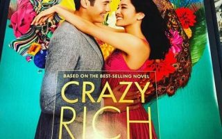 Geetha's What To Watch: Crazy Rich Asians!!