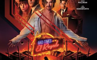 Geetha's What To Watch: Bad Times At The El Royale and more!