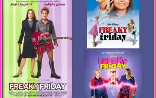 Freaky Friday triple feature: A fun Friday family movie night