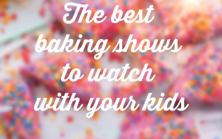 The Best Baking Shows to Watch with Kids