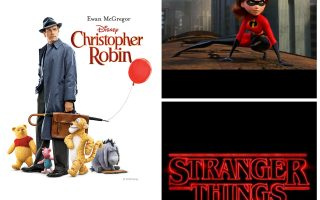 What to watch for families: Stranger Things, Christopher Robin, Incredibles 2
