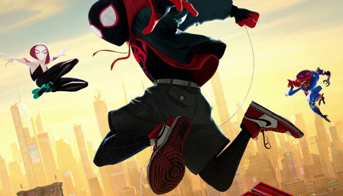Geetha's What To Watch: Spider-Man: Into The Spider-Verse and more!