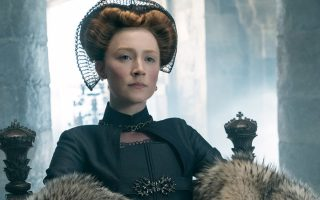 Mary Queen of Scots from Focus Features