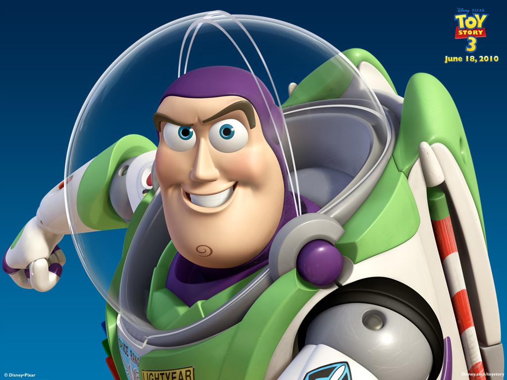 Buzz Lightyear from TOY STORY - Reelmama.com