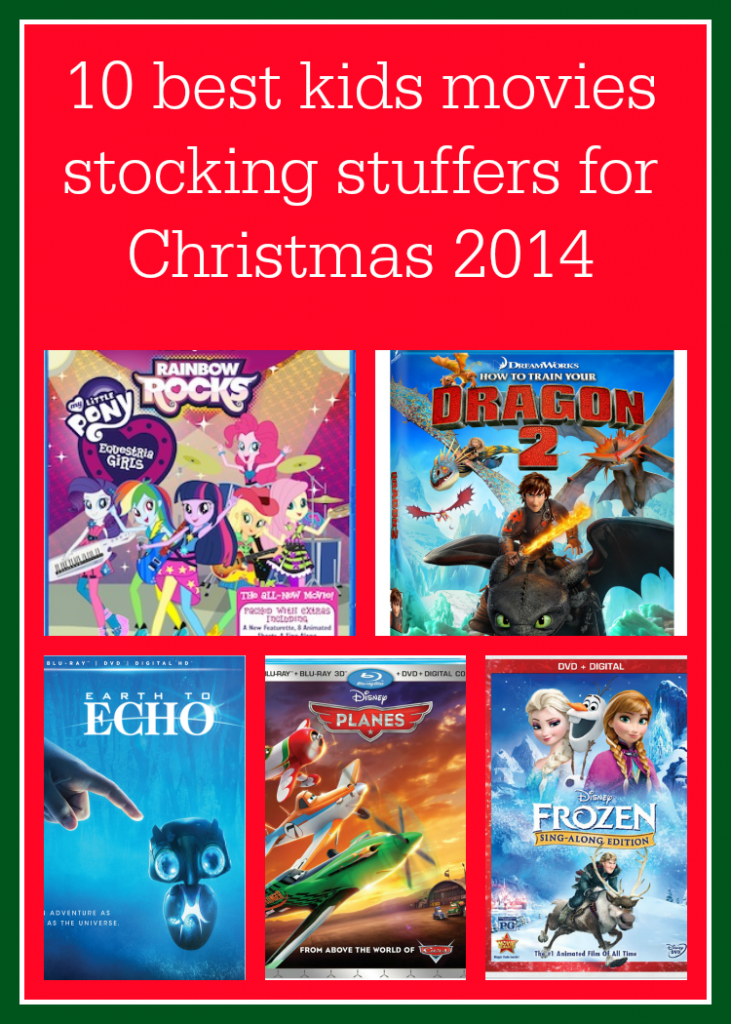 10 best kids movies stocking stuffers for christmas 2014 for Best christmas movies for toddlers