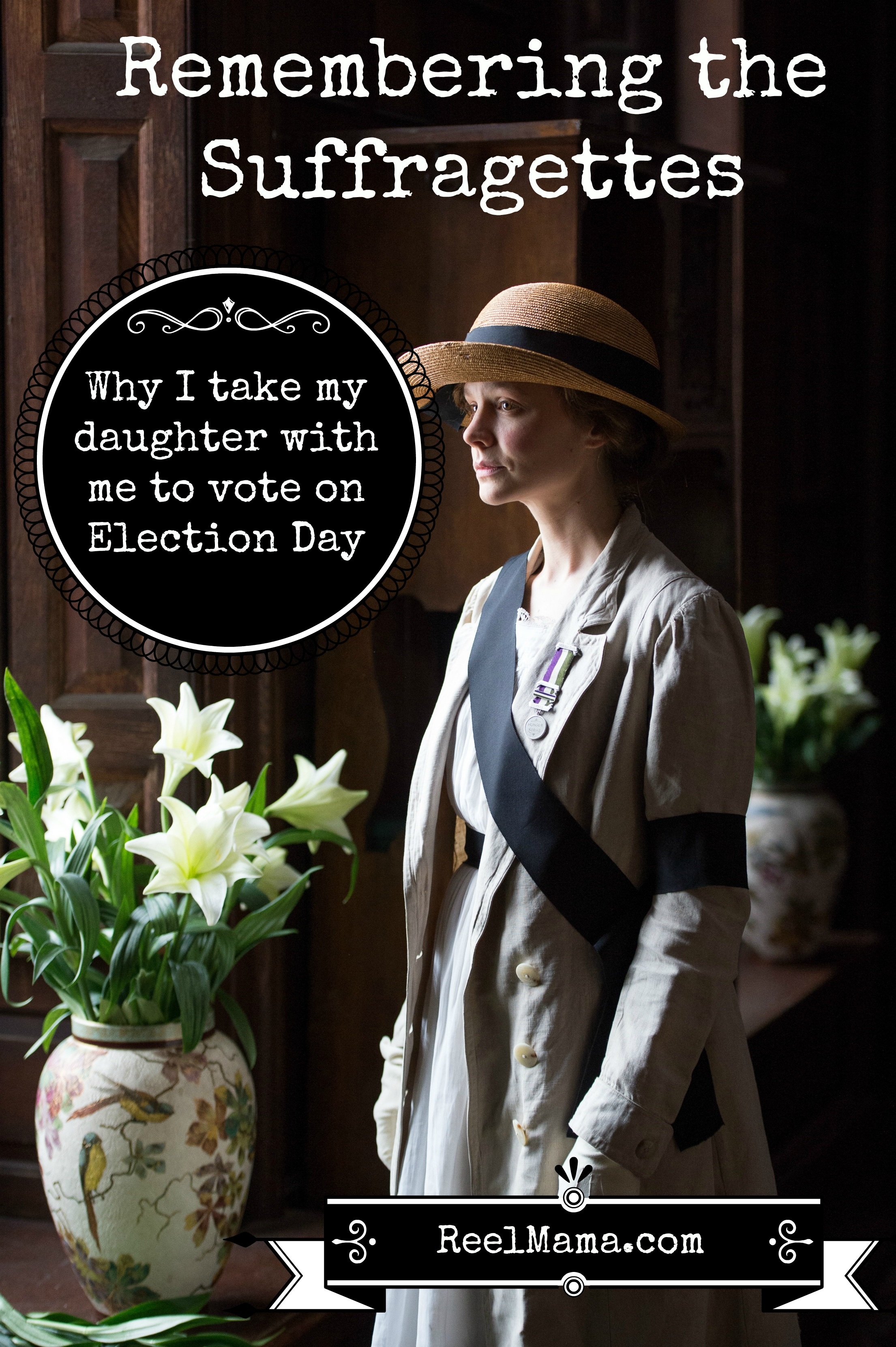 remembering the suffragettes why i take my daughter with me to vote on election day. Black Bedroom Furniture Sets. Home Design Ideas