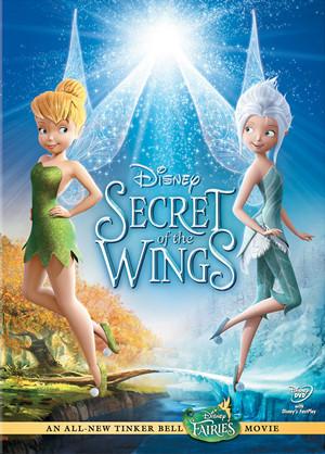 Tinkerbell, Disney, Secret of the Wings, Fourth Tinkerbell Movie, New Tinkerbell Movie, Periwinkle, Dinsey Secret of the Wings, Fairy Movies, Children's Films, Kids' Films, Films for Little Girls