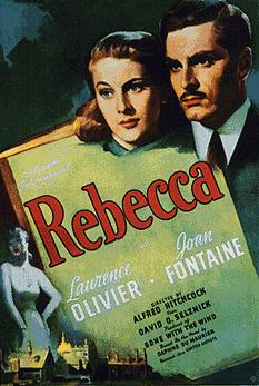Best Ghost Movies, Awesome Ghost Movies, Cool Ghost Movies, Scary Ghost Movies, Halloween Ghost Movies, Ghost Movies, Ghost Movie, Alfred Hitchcock, Rebecca, Joan Fontaine, Laurence Olivia