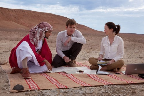 """Salmon Fishing in the Yemen."" Photo: Lionsgate."
