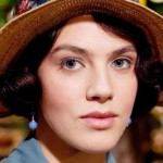 Jessica Brown Findlay, Sybil Crawley, DOWNTON ABBEY
