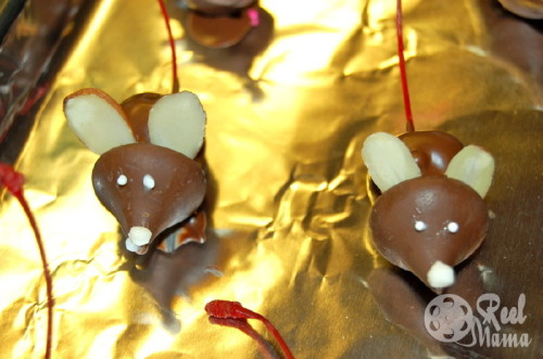 Christmas Traditions, Holiday Traditions, Family Traditions, Chocolate Candy Mice,