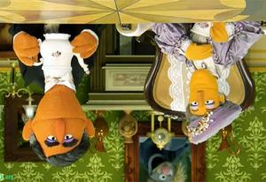 Upside Downton Abbey, Sesame Street, Downton Abbey, Downton Abbey Spoof, Muppet Downton Abbey