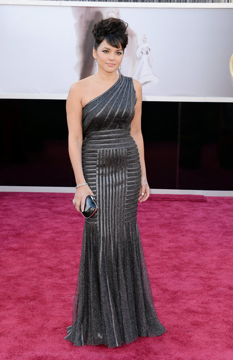 Nora Jones at the Oscars 2013