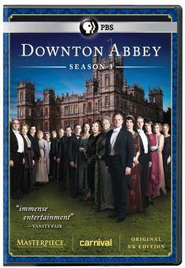Downton Abbey Season 3 cast
