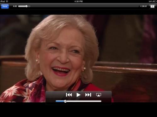 Betty White stars in The Lost Valentine on SpiritClips Hallmark movies online