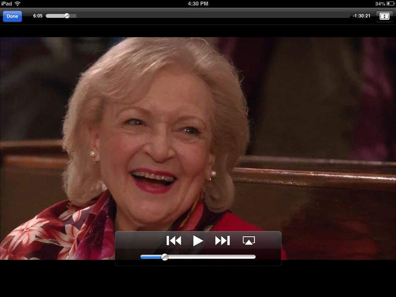 Betty White stars in The Lost Valentine on SpiritClips Hallmark movies online