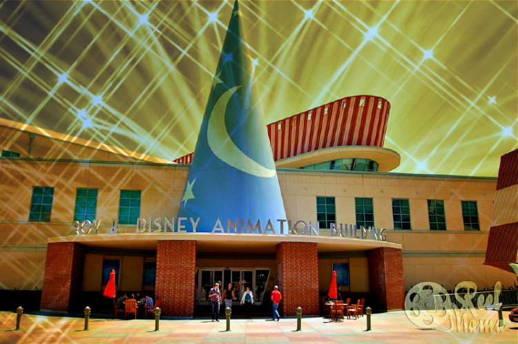 Roy B Disney Animation Studios Twinkling