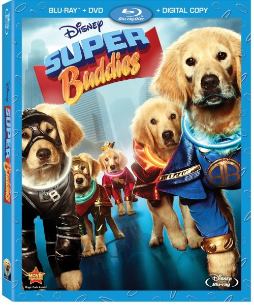 Super Buddies Box Art