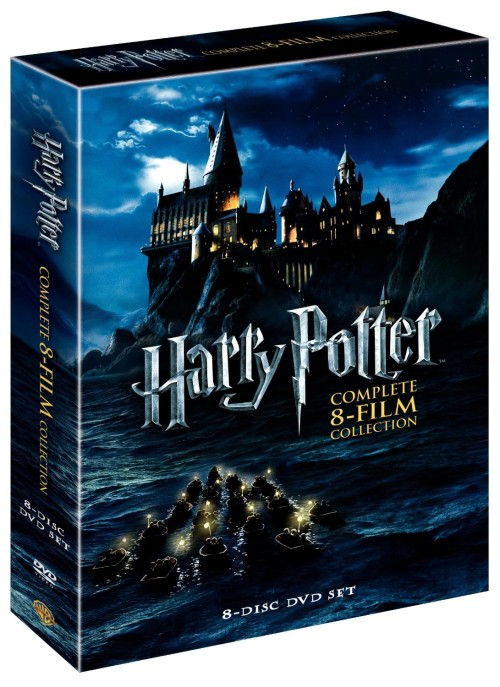 Win the Harry Potter 8 Film Collection on DVD! ~ #Giveaway