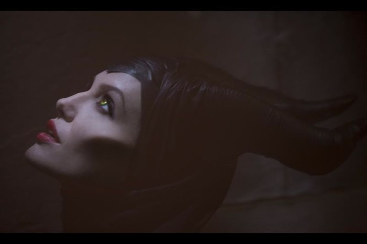 Angelina Jolie as the villainess Maleficent from Disney Pictures. Photo Credit: Film Frame ©Disney 2014