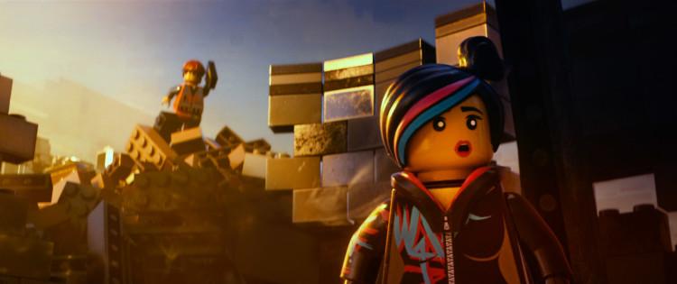 Wildstyle in Lego movie. Photo: Warner Bros. Pictures