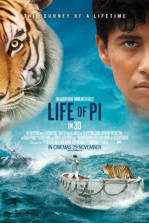 Life of Pi Movie Poster