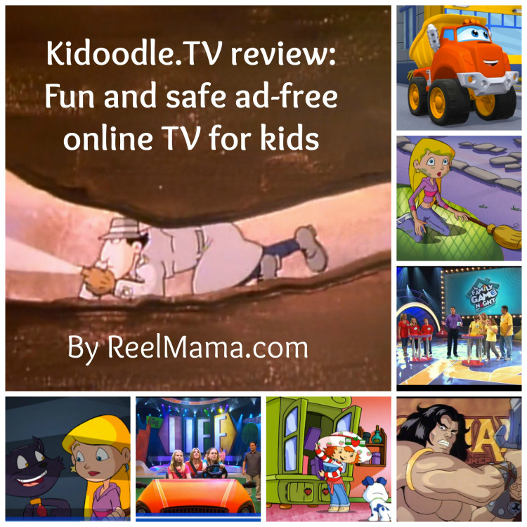 Kidoodle TV Collage Final
