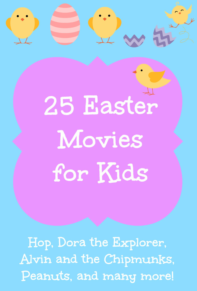 25 Easter Movies for Kids