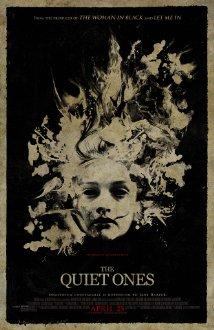 The Quiet Ones theatrical movie poster