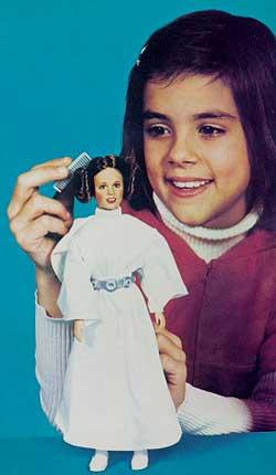 Kenner Princess Leia Doll