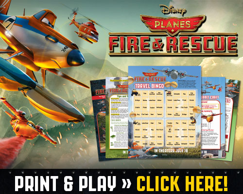 Disney Planes Fire and Rescue activity pages #FireandRescue