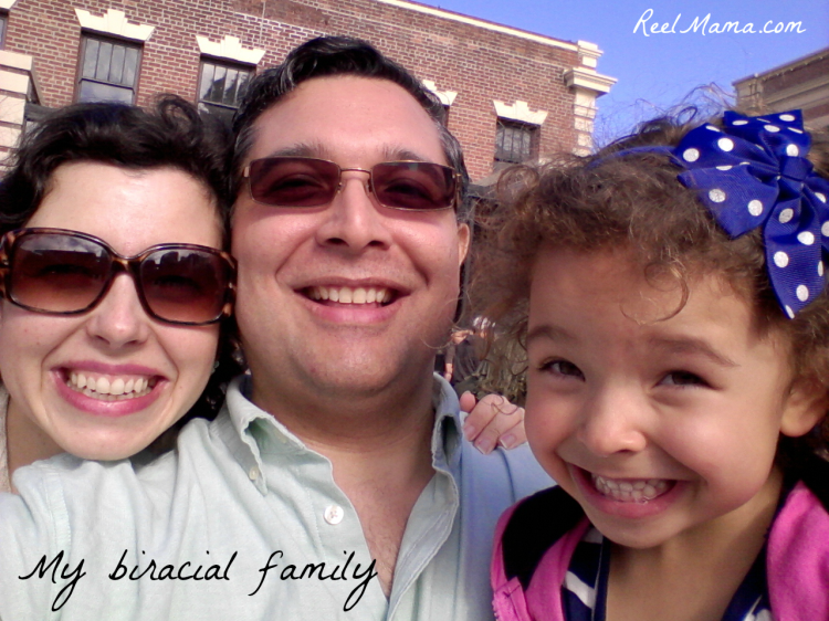 My biracial family selfie: Biracial kids and why race shouldn't matter to loving famlies