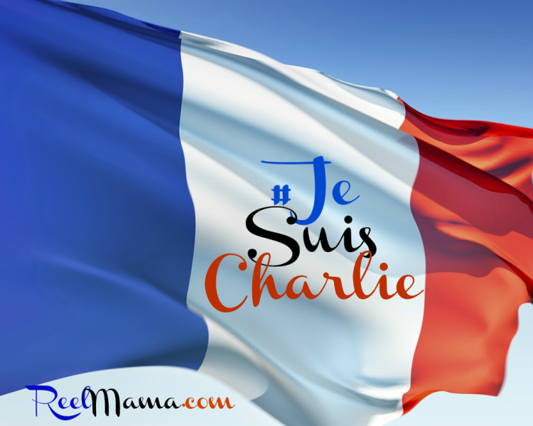 Je Suis Charlie Flag #JeSuisCharlie a reminder of freedom of speech under threat