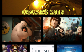 Best Animated Feature Oscars 2015! A full list with reviews of all the animated features nominated for an Academy Award.