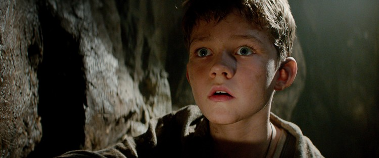 Pan trailer and sneak peek: Levi Miller stars as Peter in PAN