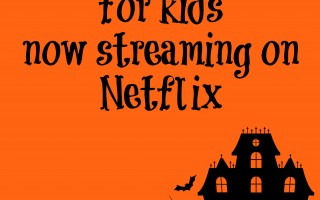 Check out the Halloween movies and shows for kids now streaming on Netflix!