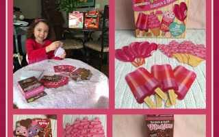 Peaceable Kingdom Valentines review by ReelMama.com