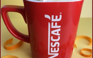 Orange Cream CaféRecipe for your next #MomentoNESCAFE Sobremesa with Nescafé Clásico