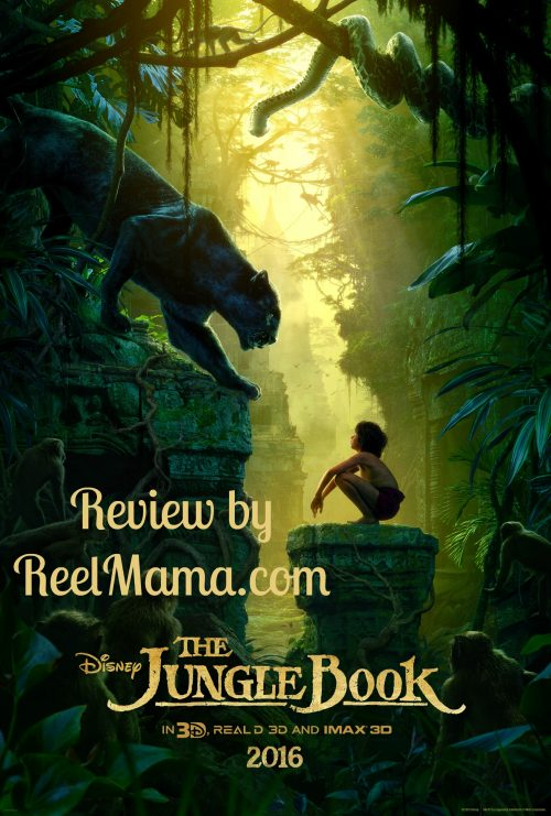 """THE JUNGLE BOOK live action – WILD WORLD — Man-cub Mowgli (voice of Neel Sethi), who's been raised by a family of wolves, embarks on a journey of self-discovery, guided by a panther-turned-mentor Bagheera. Directed by Jon Favreau (""""Iron Man""""), based on Rudyard Kipling's timeless stories and featuring state-of the-art technology that immerses audiences in the lush world like never before, Disney's """"The Jungle Book"""" hits theaters in stunning 3D and IMAX 3D on April 15, 2016. ©2015 Disney Enterprises, Inc. All Rights Reserved."""