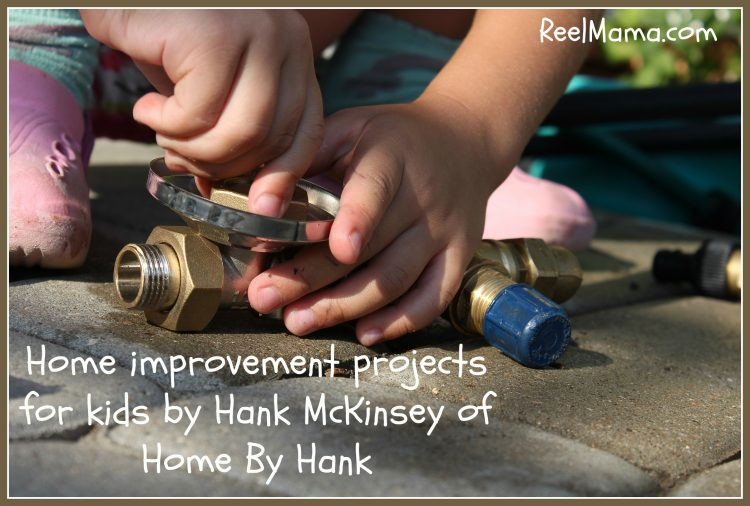 Home improvement projects for kids