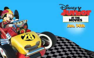 Disney Junior at the Movie