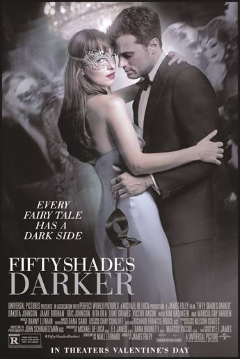 Fifty Shades movie poster