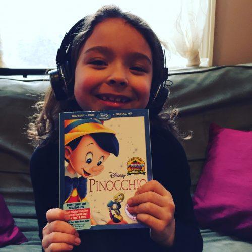 Pinocchio Blu-Ray
